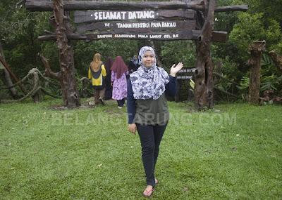 Selamat Datang Ke Taman Rekreasi Bakau