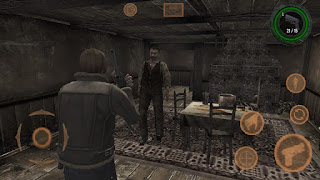 Resident Evil 4 Remake HD low specs apk