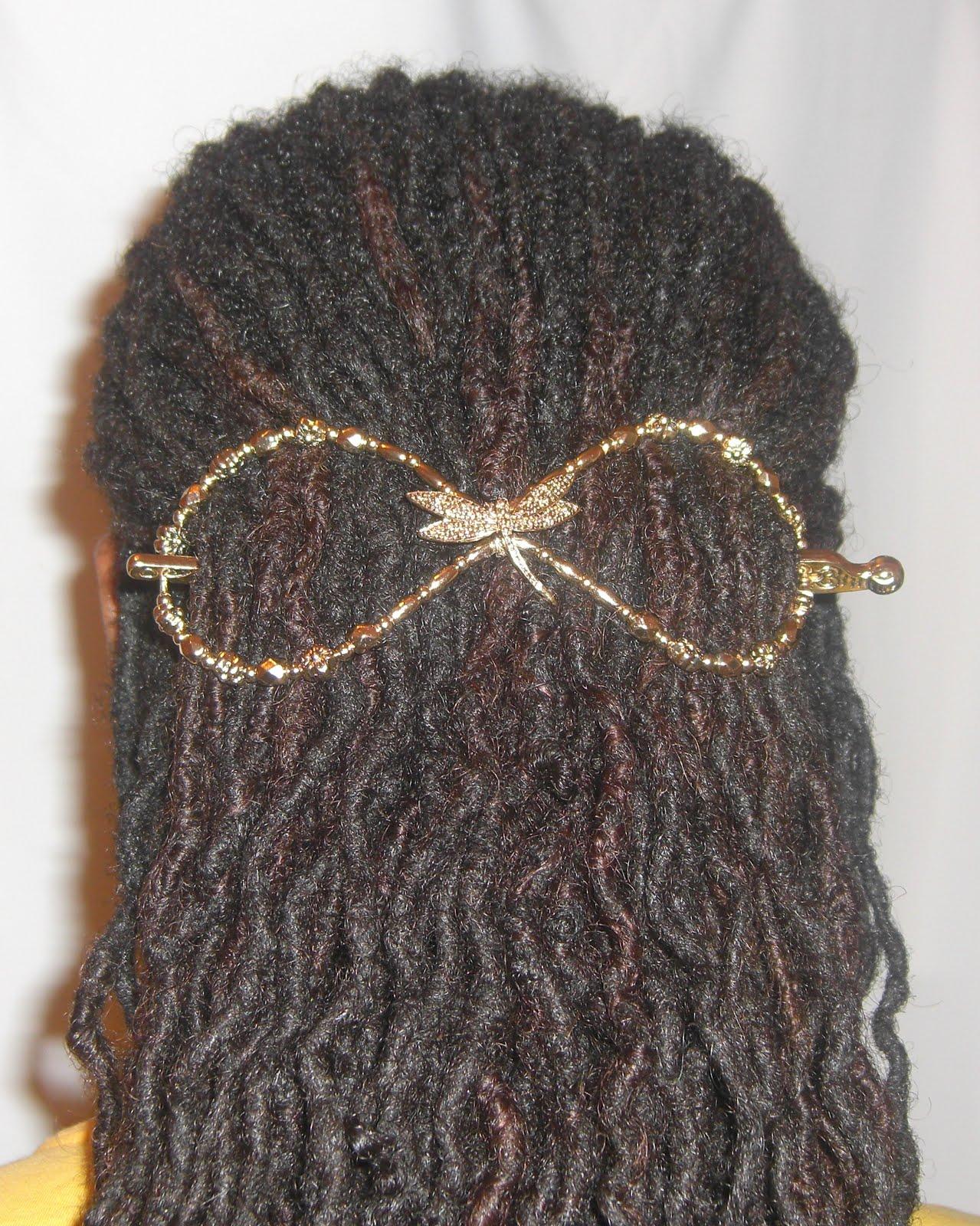 Naturally Beautiful Hair Giveaway Lilla Rose Hair Clip