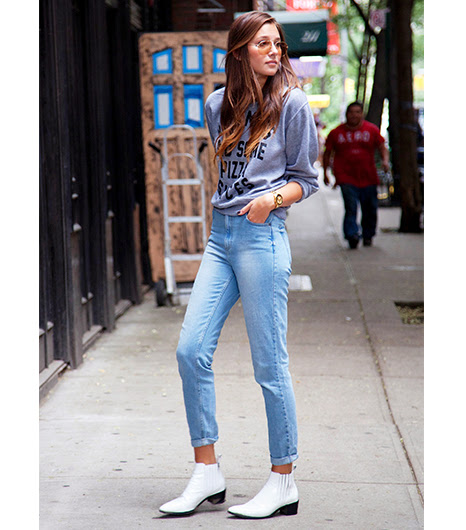 A Street Style Denim Look For Every Day Of The Week