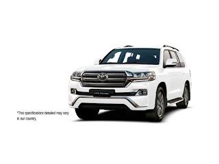 Toyota Land Cruiser: Dari Mobil Jip Menjadi SUV yang Elegan