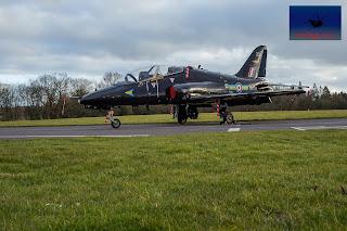 RAF BAC Hawk T mk1 XX335 Trainer Cosford