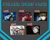 Folder Icons Pack Anime Naruto Shippuden (Windows 7, 8, 10)