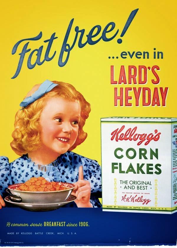 Corn Flakes Con Chocolate In A Box