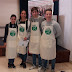 ENSINO PROFISSIONAL -  Alunos da EBA participam nas provas regionais Eco-Cozinheiros 2016/2017