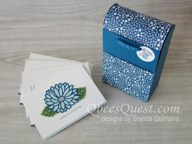 Qbee\u0027s Quest Note Card Mailbox Tutorial