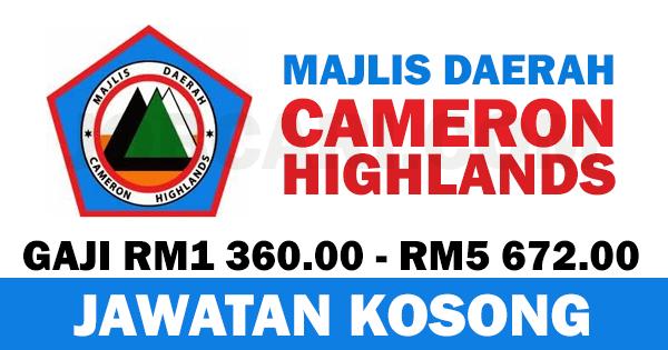 MAJLIS DAERAH CAMERON HIGHLAND