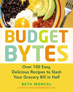 Review: Budget Bytes by Beth Moncel