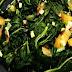 Green Leafy: Sweet Potato Salad Recipe