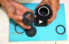 Cara Membersihkan Jamur Pada Lensa Kamera DSLR