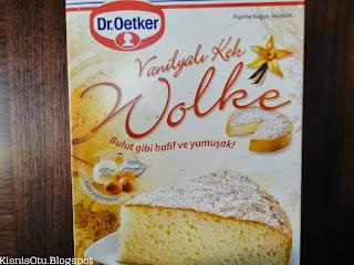Vanilyalı Kek, Tarifi, Wolke, Dr.Oetker, Hazır kek, Kişniş Otu