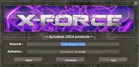 autocad 2014 activation code 64 bit free download