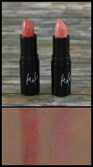 Rival de Loop Mirja du Mont LE Lipsticks 01 und 02 und Swatches