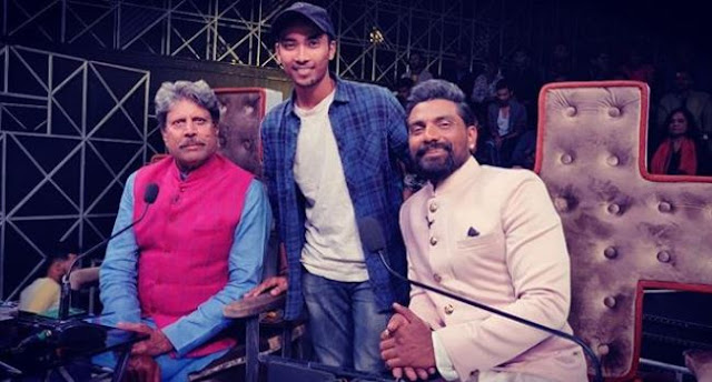 kapil dev dance plus
