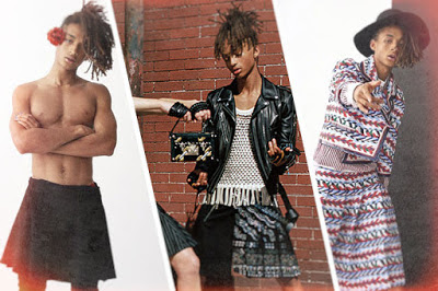 , Jaden Smith now has his own gender neutral fashion line, Latest Nigeria News, Daily Devotionals & Celebrity Gossips - Chidispalace
