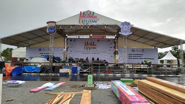 Kalsel Siap Gelar Millennial Road Safety Festival 2019