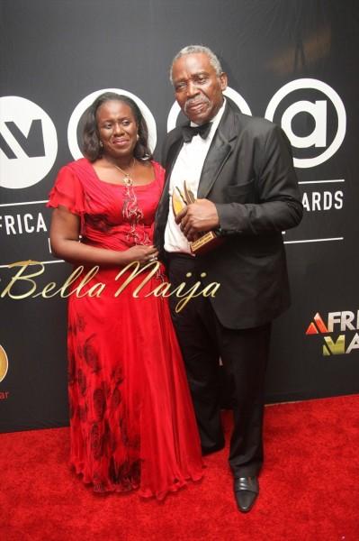 Red Carpet 2013 Africa Magic Viewers Choice Awards