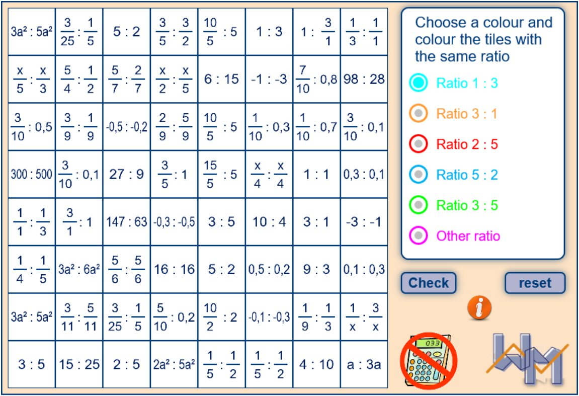 Resourceaholic 5 Maths Gems 92