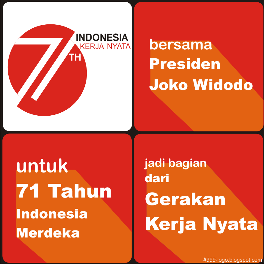 DP BBM Animasi HUT Republik Indonesia RI 2016 MDF Blog