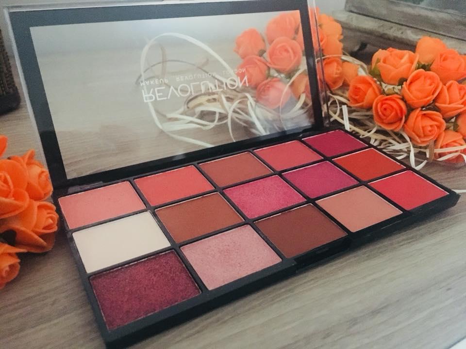 Palette Makeup Revolution Reloaded 2