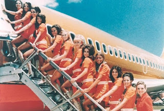 Southwest Airline Flight Attendants