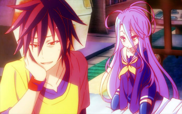 Anime Yang Seru Di Musim Spring 2014