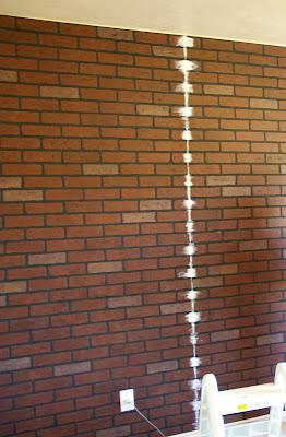 Restlessrisa Faux Brick Wall