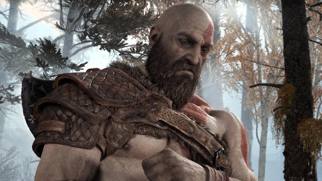 لنشاهد بالفيديو كيف تطور البطل كريتوس في جزء God of War و تفاصيل جد مهمة …