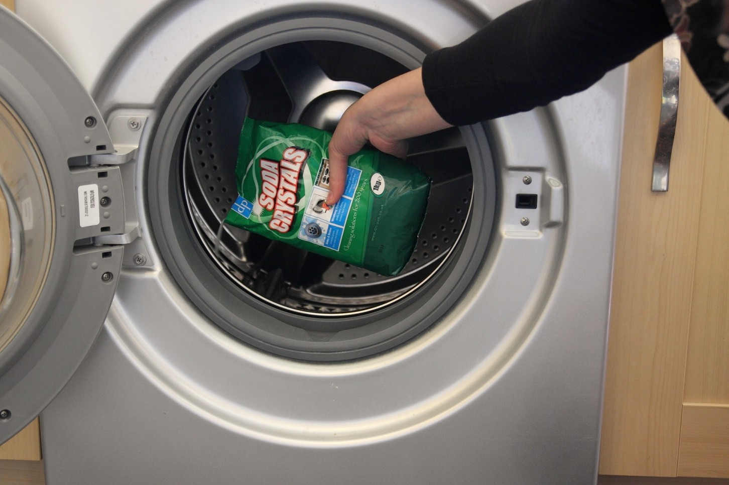 igienizzare la lavatrice