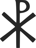 Astrological Time Machine: Chi-Ro Symbol