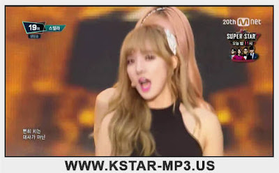 [Performance] Stellar - Vibrato @ M! Countdown 2015.08.27
