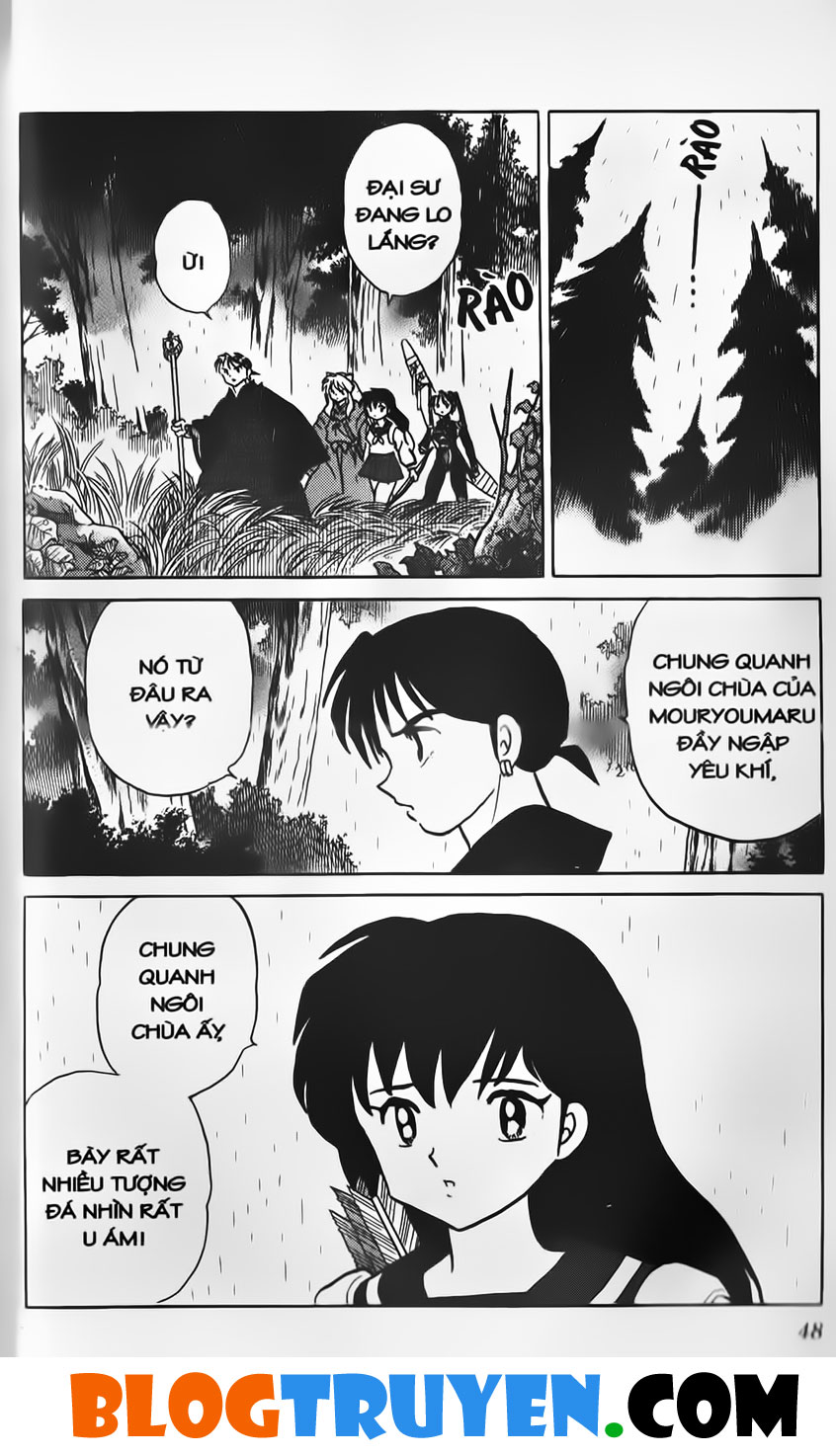 Inuyasha vol 36.3 trang 9
