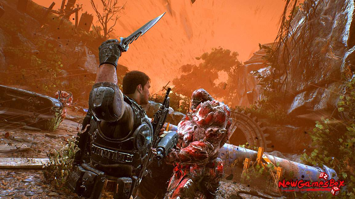 gears of war game free  full version