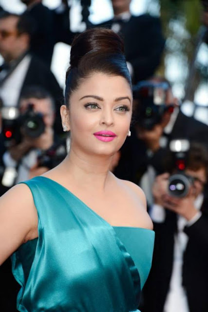 Aishwarya Rai at the premiere of 'Cleopatra' at the Cannes Film Festival