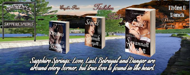 Lies: A Sapphire Springs Novel Pre-order