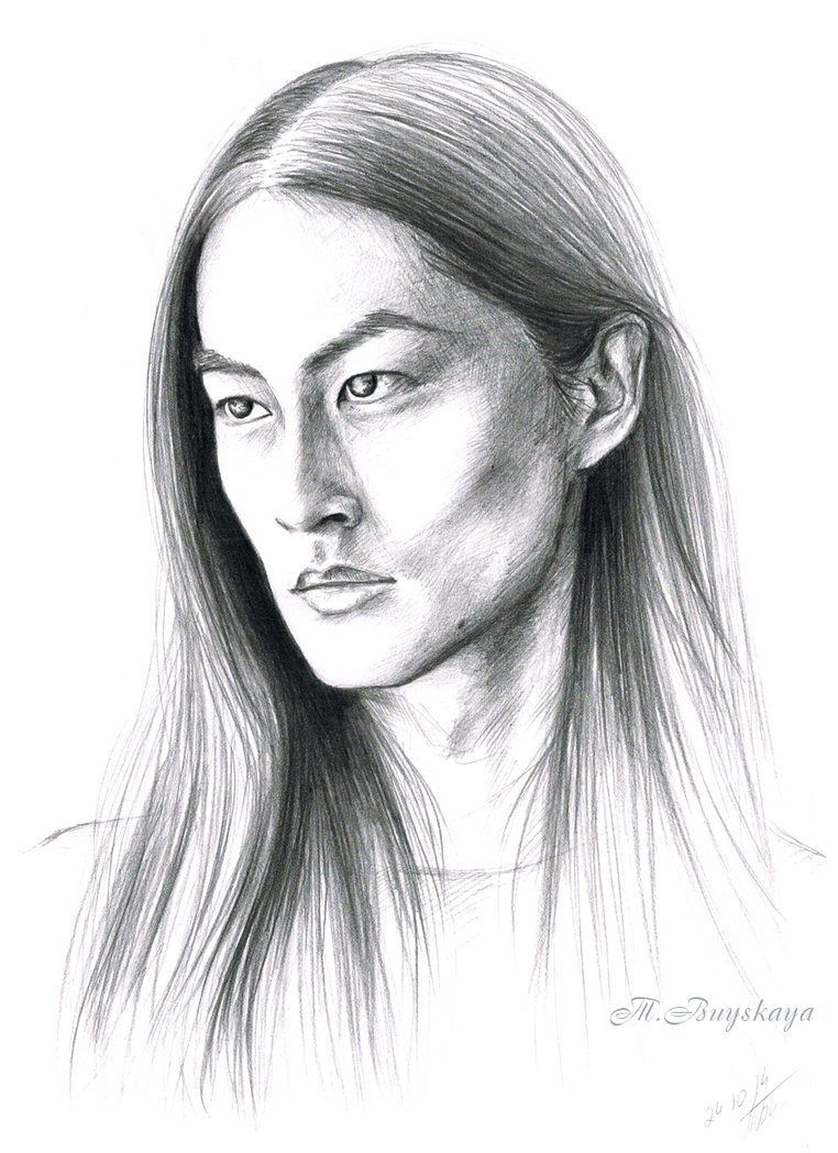 12-Sketch-Tatyana-Buyskaya-Duh22-Pencil-and-Charcoal-Portrait-Drawings-www-designstack-co