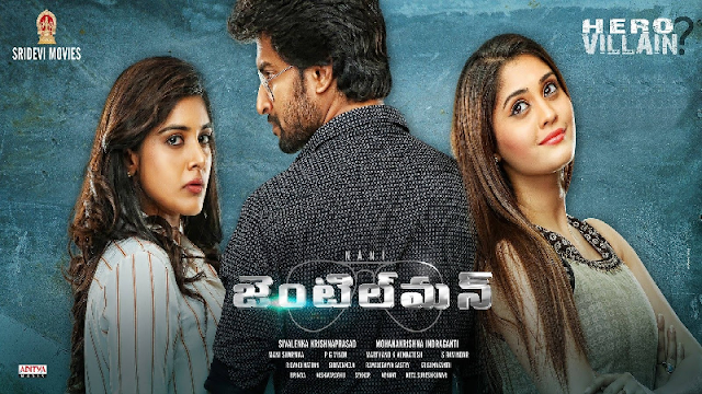 Gentleman (2016) Hindi Dubbed Full Movie Watch Online HD Print Free Download