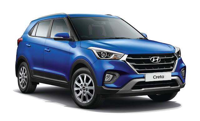 Novo Hyundai Creta 2019 (facelift)