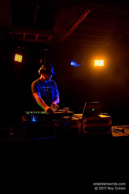 Trackstar the DJ at Velvet Underground on February 19, 2017 Photo by Roy Cohen for One In Ten Words oneintenwords.com toronto indie alternative live music blog concert photography pictures