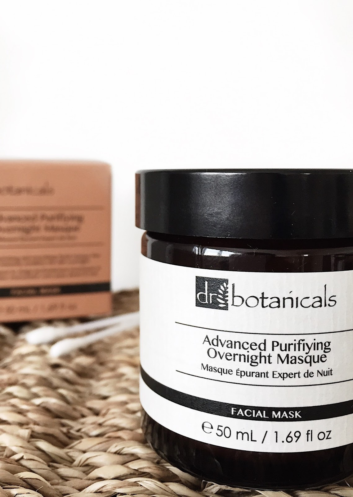 DR. BOTANICALS ADVANCED PURIFYING OVERNIGHT MASQUE