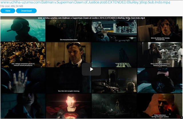 Screenshot Batman V Superman Dawn Of Justice (2016) BluRay 360p Subtitle Bahasa Indonesia - www.uchiha-uzuma.com