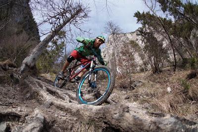 So fotografiere ich beim Mountainbiken, Tipps und Tricks