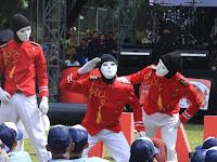 Divisi Infanteri 2 Kostrad dan BNN Malang Gelar Seni Budaya P4GN