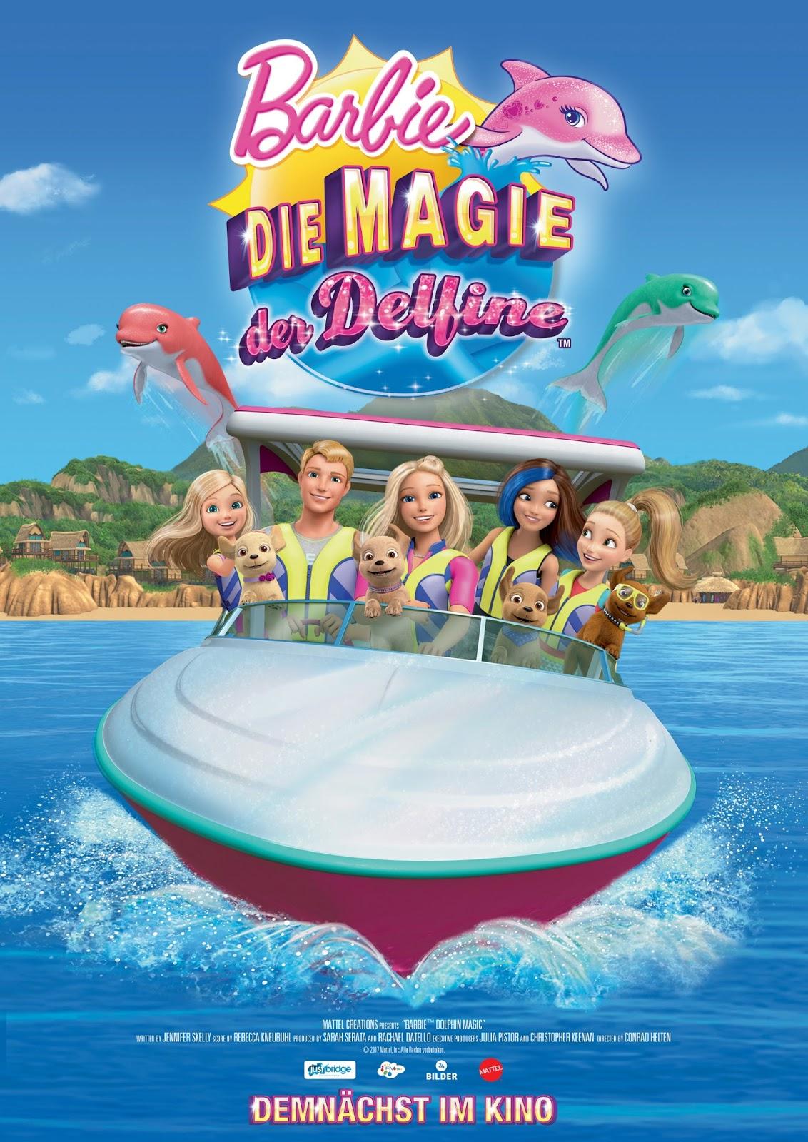 Barbie Die Magie Der Delfine Dvd