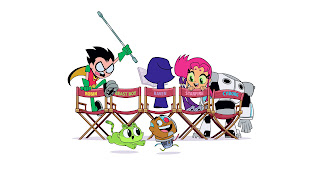 Teen Titans Go to the Movies Wallpaper