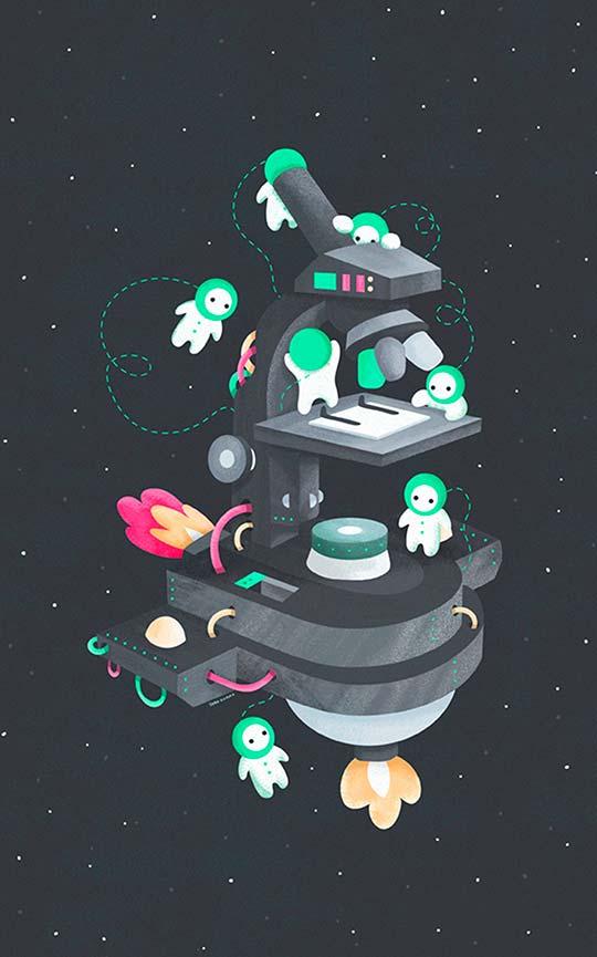 Ilustración de Sara Gummy