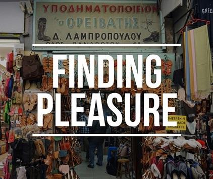 Finding pleasure at Orivatis
