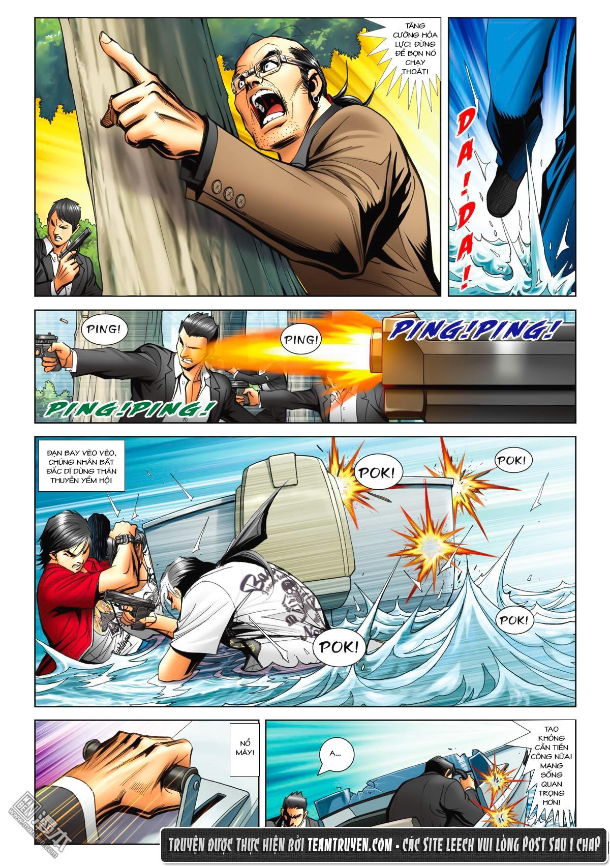 Người Trong Giang Hồ NetTruyen chap 1520 - Trang 15