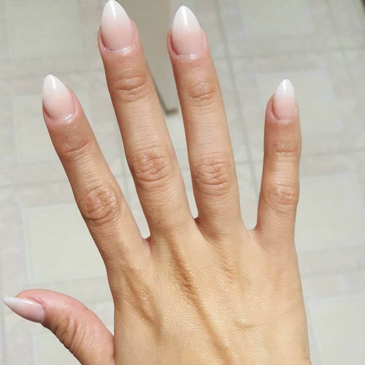 26+ Newest Gel Fingernails 2018 That Are Actually Easy - Fashionuki