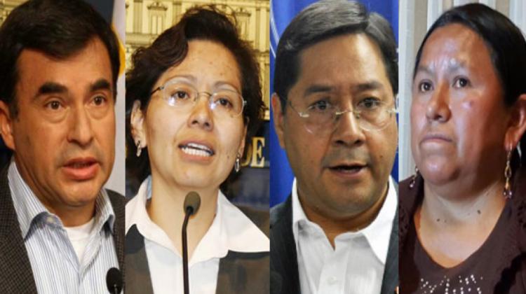 Cuatro exministros son convocados por el caso que estalló en 2015 / MONTAJE ANF